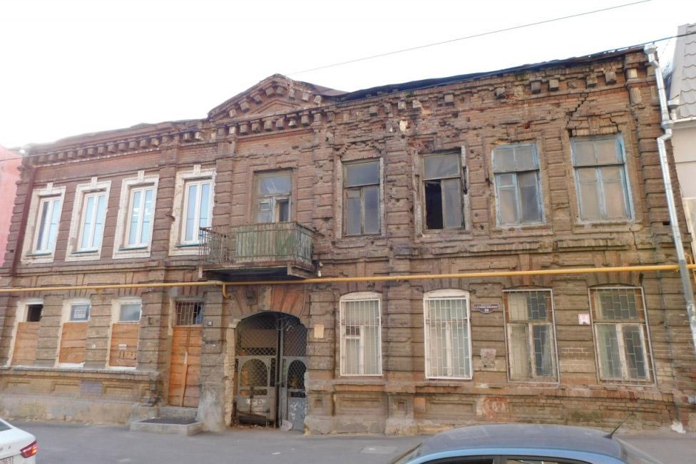 Максим Неснов: «Старинный дом на Станиславкого,39, нам удалось сохранить»