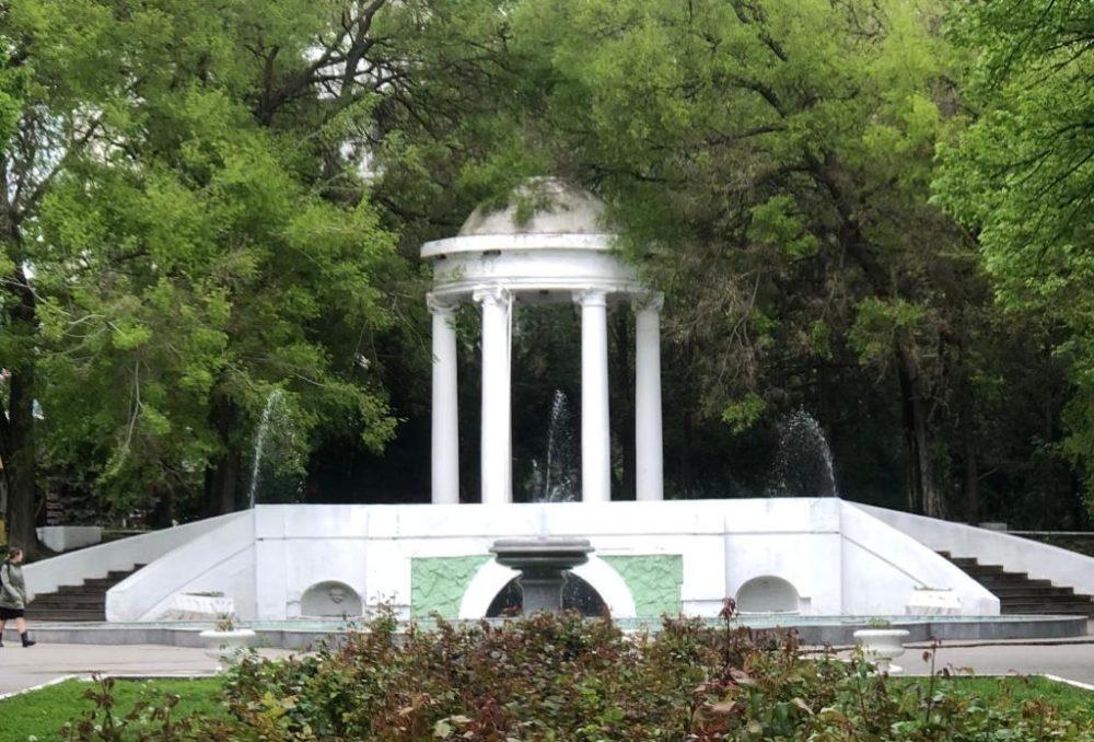 Парк 1 мая стал частью  ассоциации по развитию парков