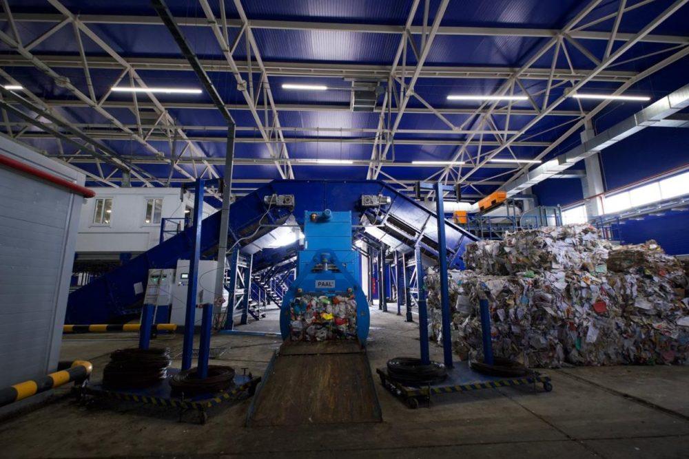 550 тонн вторсырья переработал Волгодонский МЭОК в 2021 году