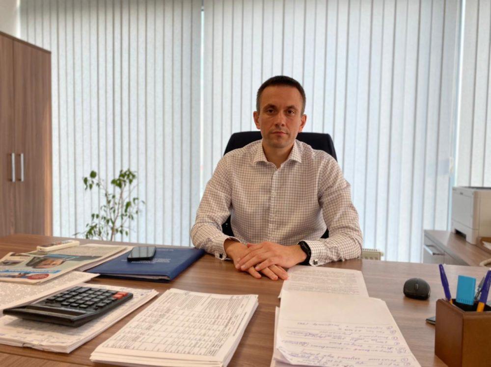 Максим Неснов покинет пост директора Департамента ЖКХ и энергетики